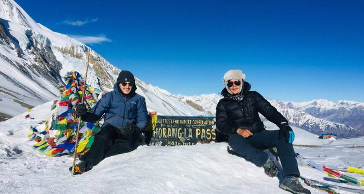 Small Group Annapurna Circuit Trek - 12 Days - White Hill Adventure Treks and Expedition Pvt Ltd