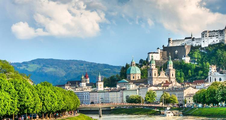 Enchanting Danube (Passau to Budapest, 2020) - Uniworld Boutique River Cruise Collection