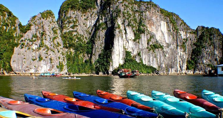 Highlights of Vietnam and Cambodia in 14 Days - Bravo Indochina Tours