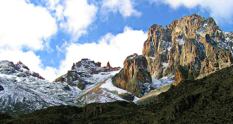 7 Days Mount Kenya Technical climb to Nelion & Batian Peaks  - CKC Tours & Travel