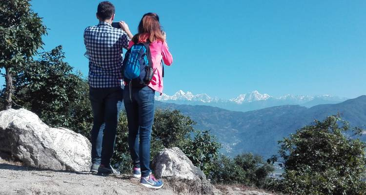 Chisapani Nagarkot Hiking - White Hill Adventure Treks and Expedition Pvt Ltd