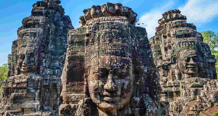 Discover Magical Temple City of Angkor Wat - Prime Holidays Inc