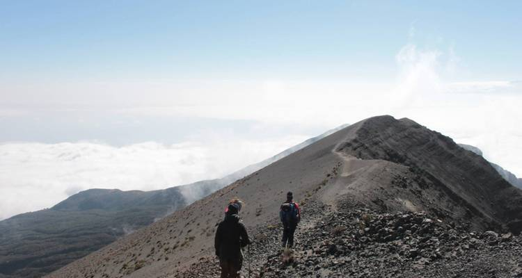 4 Days Mount Meru Trek - CKC Tours & Travel