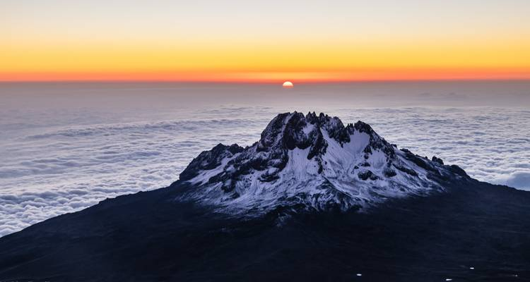 Mount Kilimanjaro-Lemosho Route  - Expect In Africa Safari