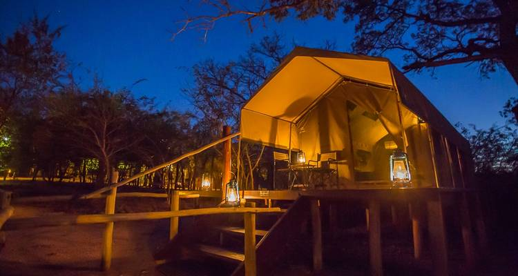 4-Day Luxury Tented Kruger National Park and Sabi Sands Safari - The Mzansi Experience