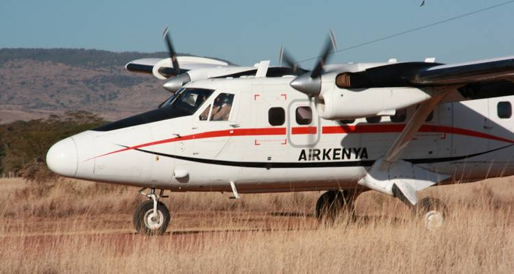 Masai Mara Air Package - 3 Days - Orongai Africa Safari