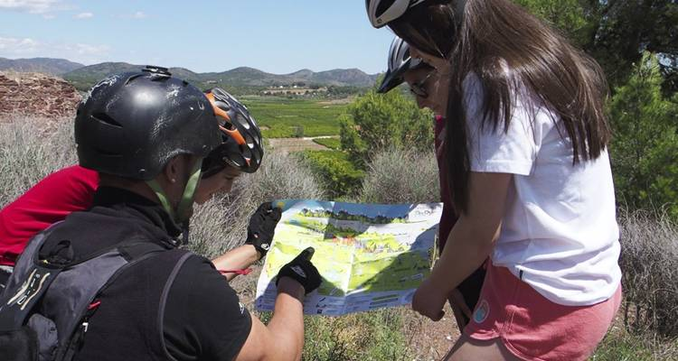 Finding the Treasures of Ojos Negros - Mediterranean Bike Tours
