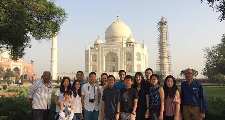 Golden Triangle Tour - Companion Journey Private Limited