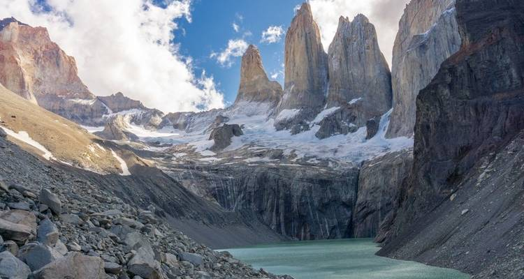 Untouched Torres Del Paine - Much Better Adventures