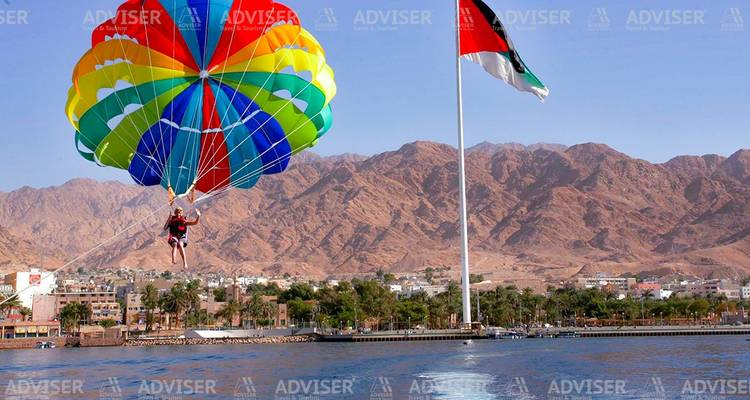 Jordan Eye (Wed - Sun) - Adviser Travel & Tourism