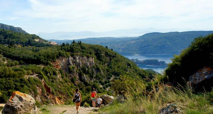 Corfu Trail Early Spring and Late Autumn Special - The Natural Adventure Company