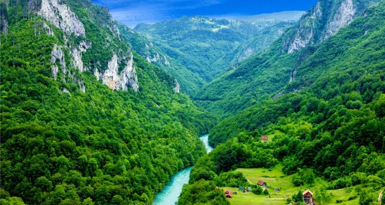 North Montenegro Activity Holiday - The Natural Adventure Company