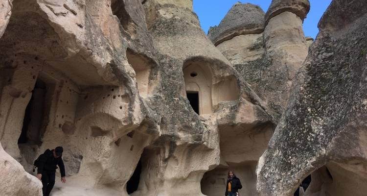 Panoramic and Relaxing Cappadocia Package - Destination Services Turkey