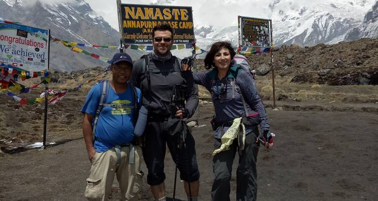 Annapurna Base Camp Trek - 14 Days - My Everest Trip
