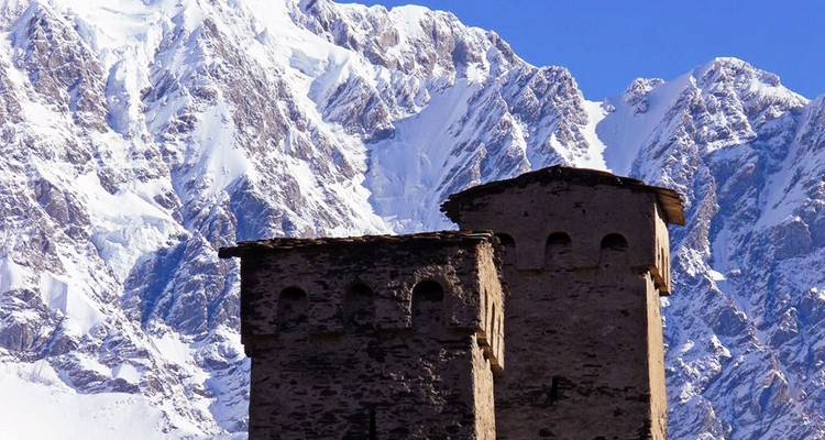7 Day Svaneti Trekking - Georgian Holidays LLC
