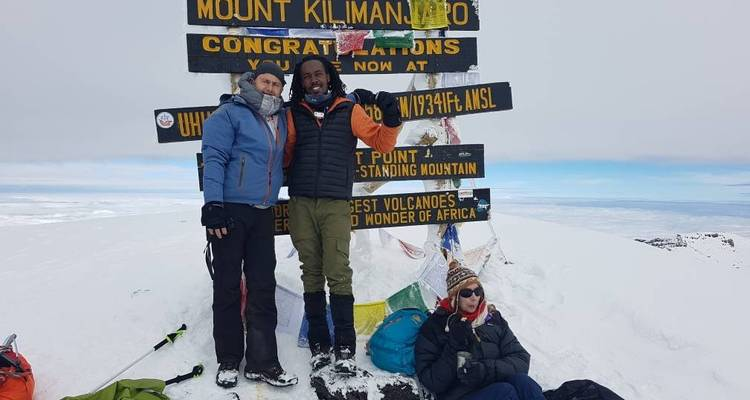 Mount Kilimanjaro Expedition:  8 Days Machame Route  - Steppe Dogs Adventures Ltd