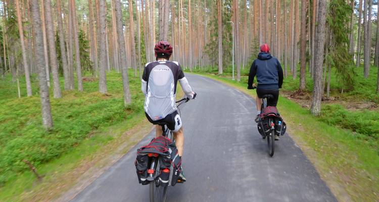 Baltic Biking - Baltic Nature Travel