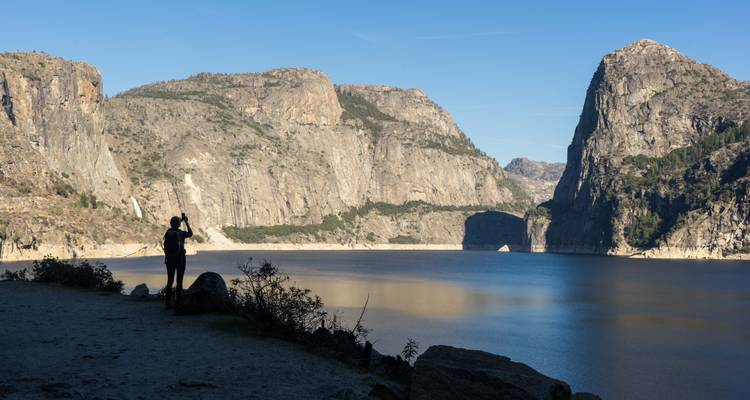 Yosemite Hetch Hetchy Backpacking Adventure - International Alpine Guides