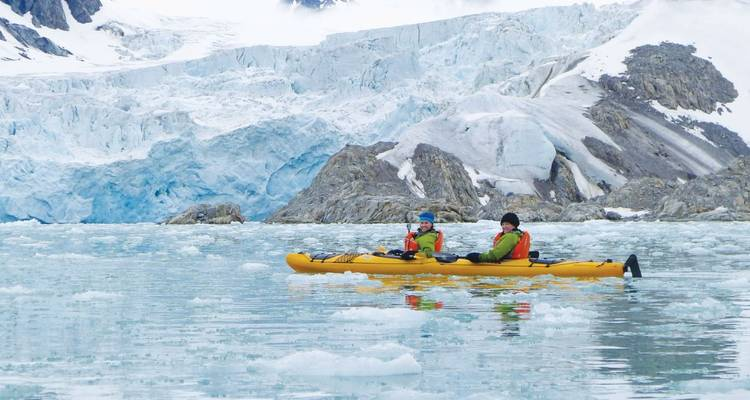 Svalbard Odyssey (from Longyearbyen to Kirkenes) - Aurora Expeditions