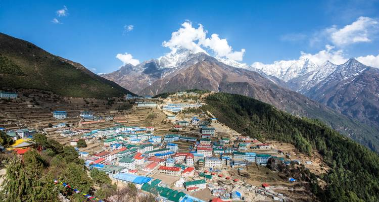 Everest Base Camp Trek - Escape Himalaya Trek