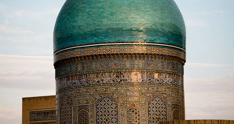 Uzbekistan 7 Day Cultural Tour (from Tashkent to Bukhara, Samarkand, and back to Tashkent) - Steppe Journeys