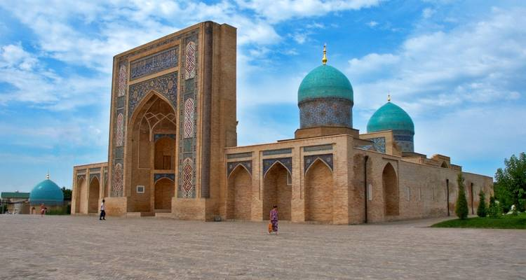 Classical Tour to Uzbekistan - Private Tour - Global Connect