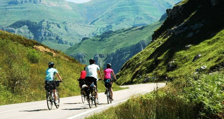 Green Valleys of Northern Spain Self-Guided Tour - IberoCycle Tours