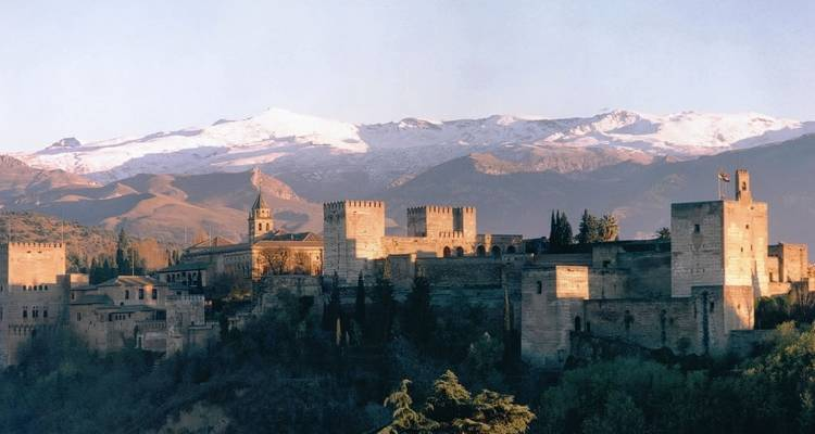 Andalusia - The route of the Moors Guided Tour - IberoCycle Tours