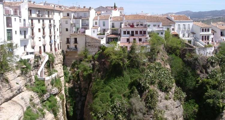 Andalusia - White Villages Guided Tour - IberoCycle Tours