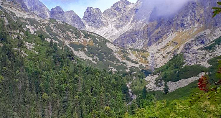 Easy Family Hiking in High Tatras, self guided with transfer from Bratislava - Active Travel Slovakia