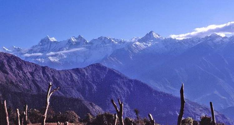 Everest Trek VIA Jiri - Mosaic Adventure