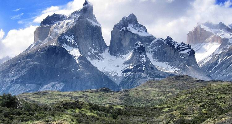 W-Trek in Torres del Paine and Perito Moreno Glacier (8 Nights) - Hi Travel Argentina
