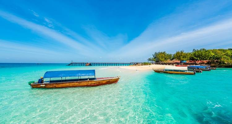 Zanzibar Beach and Cultural Holidays - 5 Days - Zote Tours