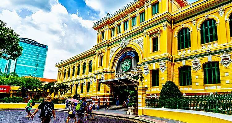 Trans - Vietnam Train Journey - 18 days  - Crossing Vietnam Tour