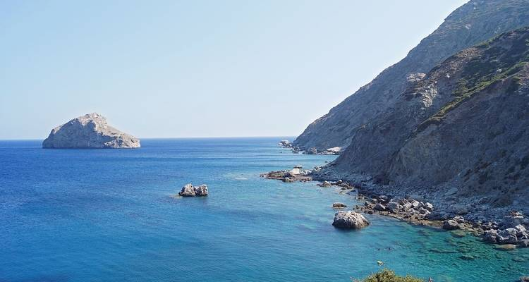 Hiking The Greek Isles By Adventures Abroad With 1 Tour