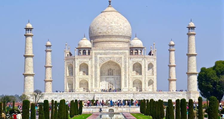 India The Classic North - Adventures Abroad