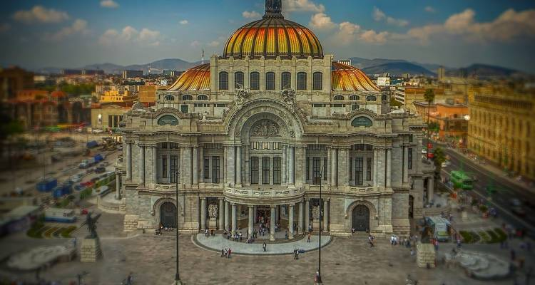 Central mexico with victor romagnoli Ancient Monuments, Colonial Gems & the Day of the Dead - Adventures Abroad