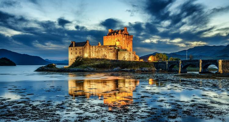 Scotland for the Brave - Clansman Tours