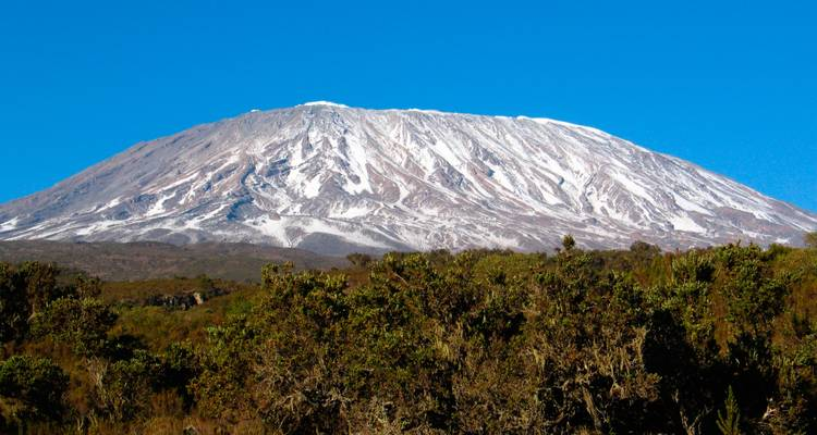 Kilimanjaro Marangu Route 6 Days 5 Nights - African Sunrise Travel