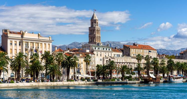 Essentially, Croatia and its islands - land tour + cruise 12 days! - DIV Cruises