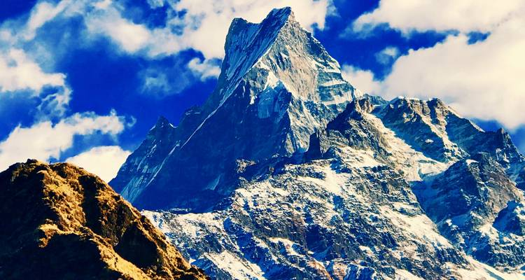 Mardi Himal Base Camp Trek - Glorious Himalaya Trekking Pvt. Ltd.