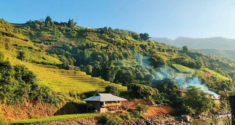 BEAUTIFUL SAPA AND NORTHWEST TOUR - 10 DAYS / 9 NIGHTS - Crossing Vietnam Tour