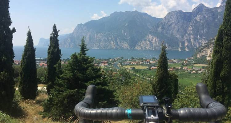 Trans Alps Gravel Tour - Eat Sleep Cycle