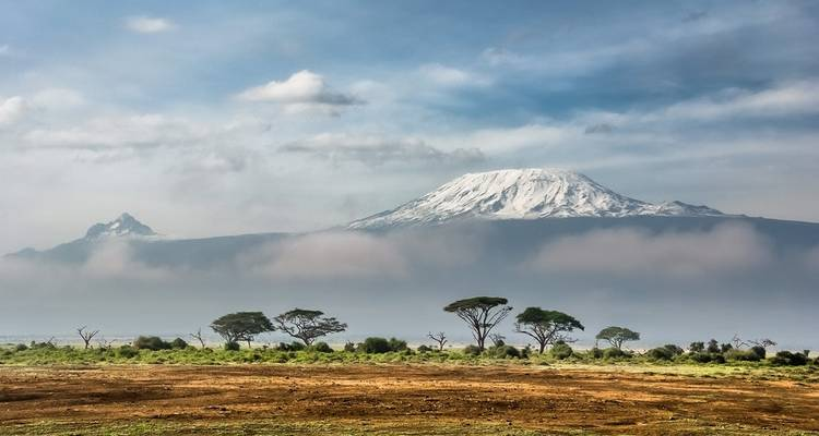 "Mount Kilimanjaro (highest in Africa) 6 days Machame route ""whiskey route"" - Safari Soles tours"
