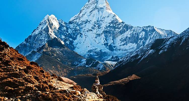 Everest Base Camp Trek - 12 Days - Sherpa Expedition & Trekking Pvt. Ltd.