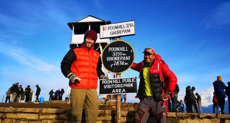 Private Poon Hill Trek-3 Days - White Hill Adventure Treks and Expedition Pvt Ltd