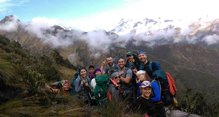 SALKANTAY TREK 5-DAY HIKE TO MACHU PICCHU - Go Peru