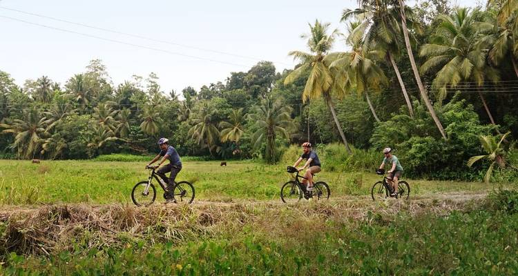 Cycling tour  - Zenith Expeditions