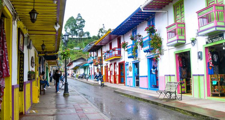 Coffee Region 3-Day Trip from Bogota - Impulse Travel