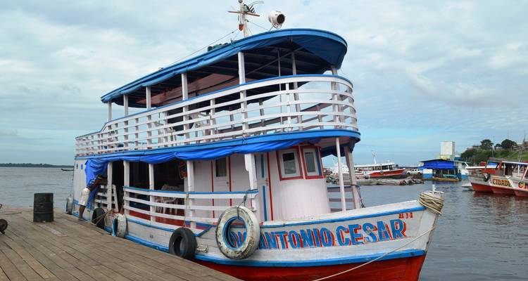 Boat cruise in the Amazon River- 5 days and 4 nights! - Amazon Amazing Tours